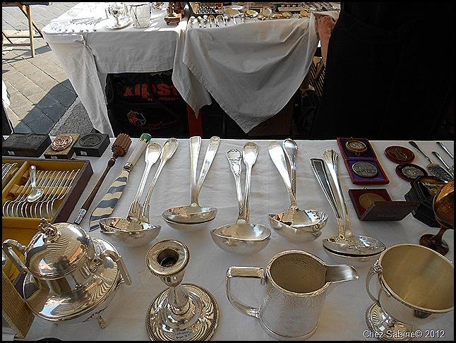 silver ladles