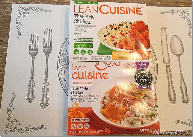Lean Cuisine 1
