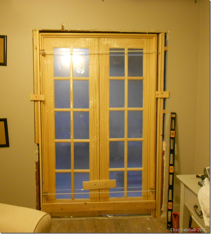French doors 086