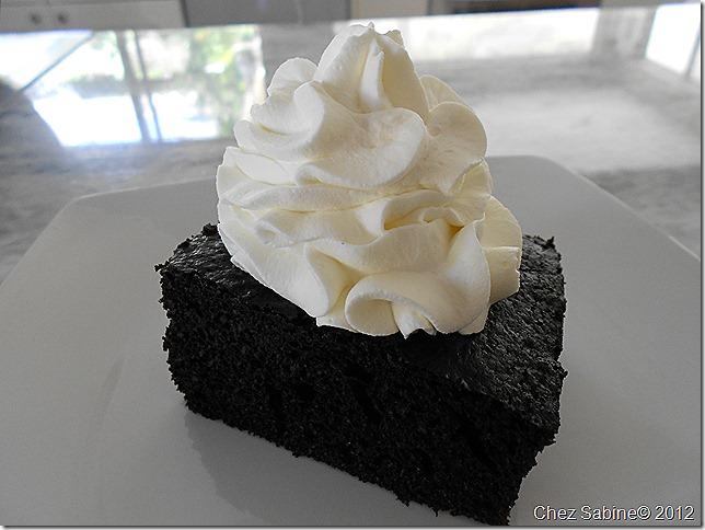 Whipped cream 025