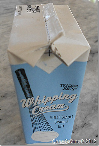 Whipping cream 2 002