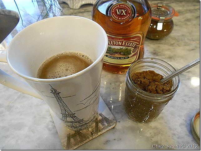 Hot Buttered Rum Batter Recipe | Chez Sabine