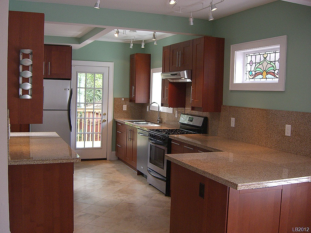 Kitchen Design For Rentals