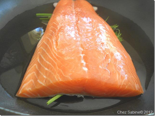 Salmon pasta salad 013