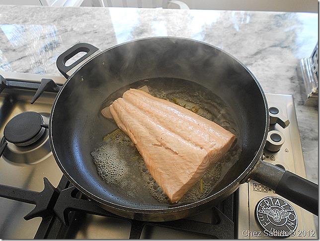 Salmon pasta salad 014