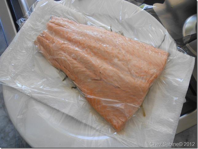 Salmon pasta salad 018