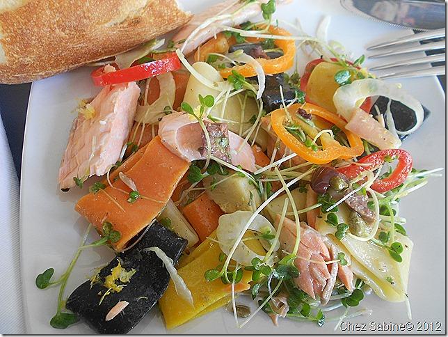 Salmon pasta salad 068