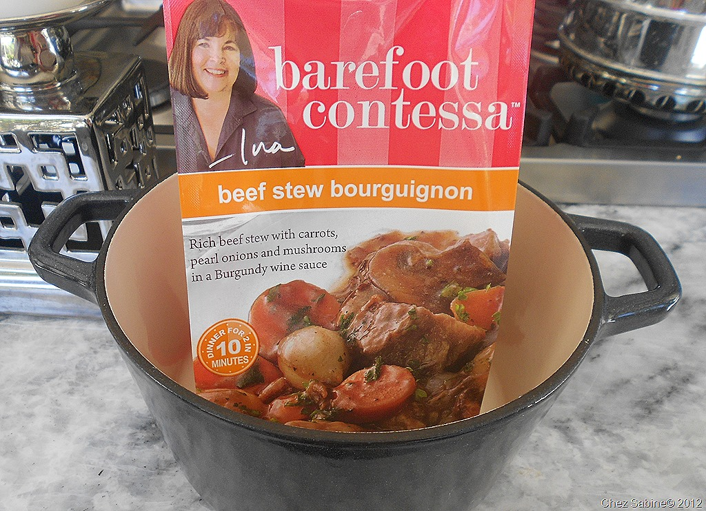 Review Barefoot Contessa Frozen Beef Stew Bourguignon
