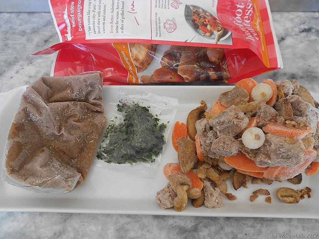 Beef Stew Ina Garten review: barefoot contessa frozen beef stew bourguignon | chez sabine